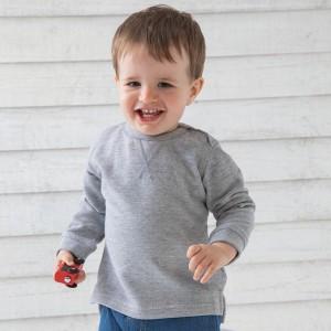 Džemperis be kapišono mažyliams