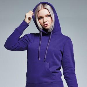 Organinės medvilnės moteriškas džemperis ANTHEM