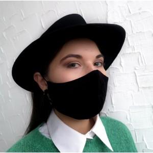 Medvilninė daugkartinė veido kaukė | PrintShop.Lt