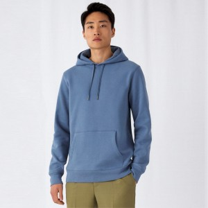 Premium džemperis su gobtuvu | B&C King  www.PrintShop.Lt