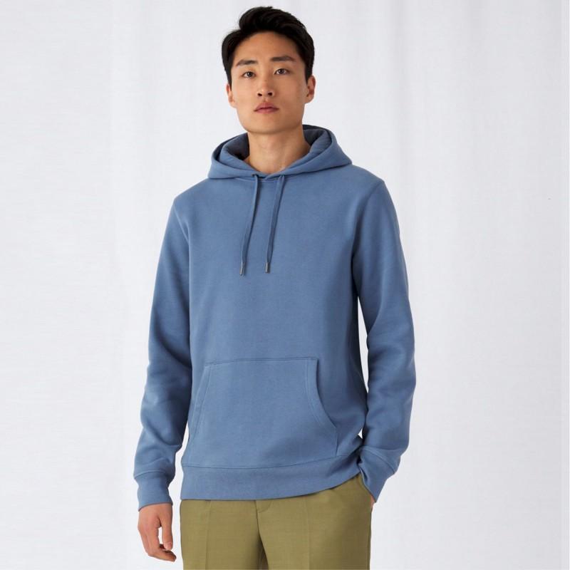 Premium džemperis su gobtuvu   B&C King  www.PrintShop.Lt