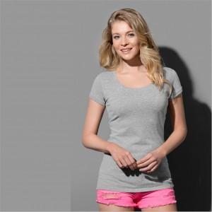 Moteriški marškinėliai STARS trumpomis rankovėmis