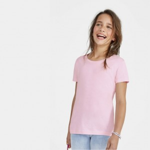 Marškinėliai mergaitėms trumpomis rankovėmis | PrintShop.Lt