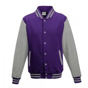 Dvispalvis studentiškas džemperis