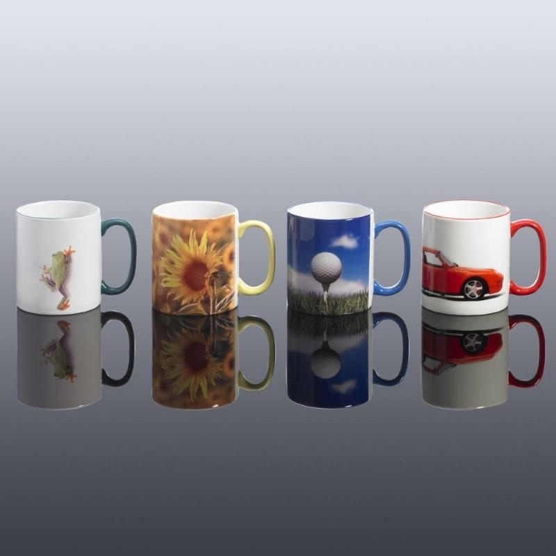 Dvispalvis puodelis