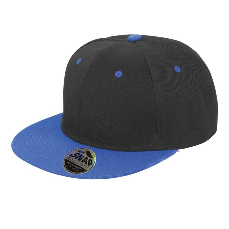 Dvispalvė reperio kepuraitė