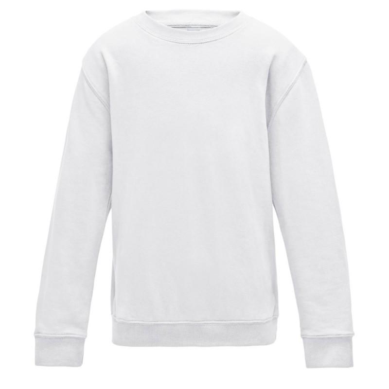 Vaikiškas džemperis be gobtuvo