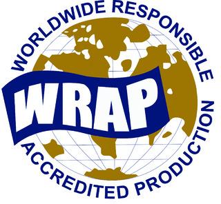 WRAP sertifikatas